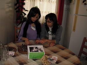 Récolte Dinar Lynda et zaina